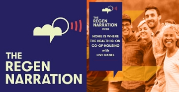 RegenNarration podcast – On Co-op Housing