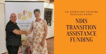 NDIS Transition Assistance Funding