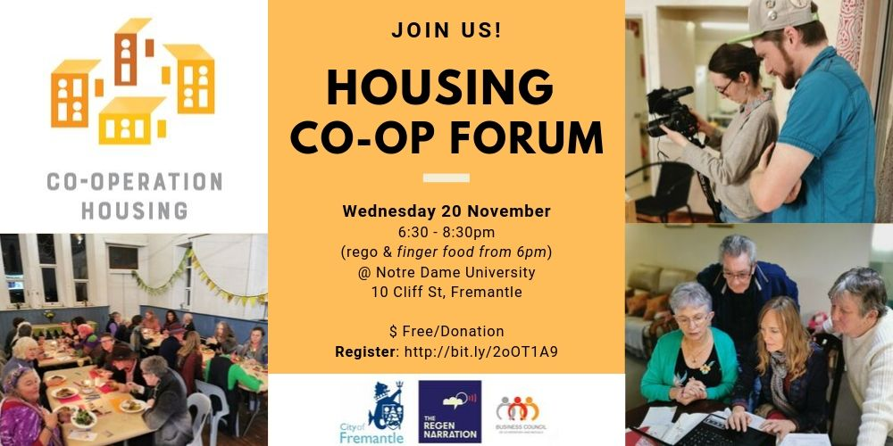 FORUM - Housing Co-operatives