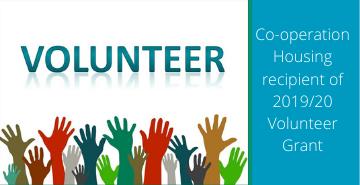 2019/20 Volunteer Grant Recipient