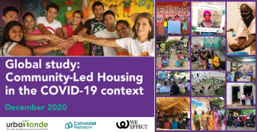 Global Study: Community-led housing & COVID-19