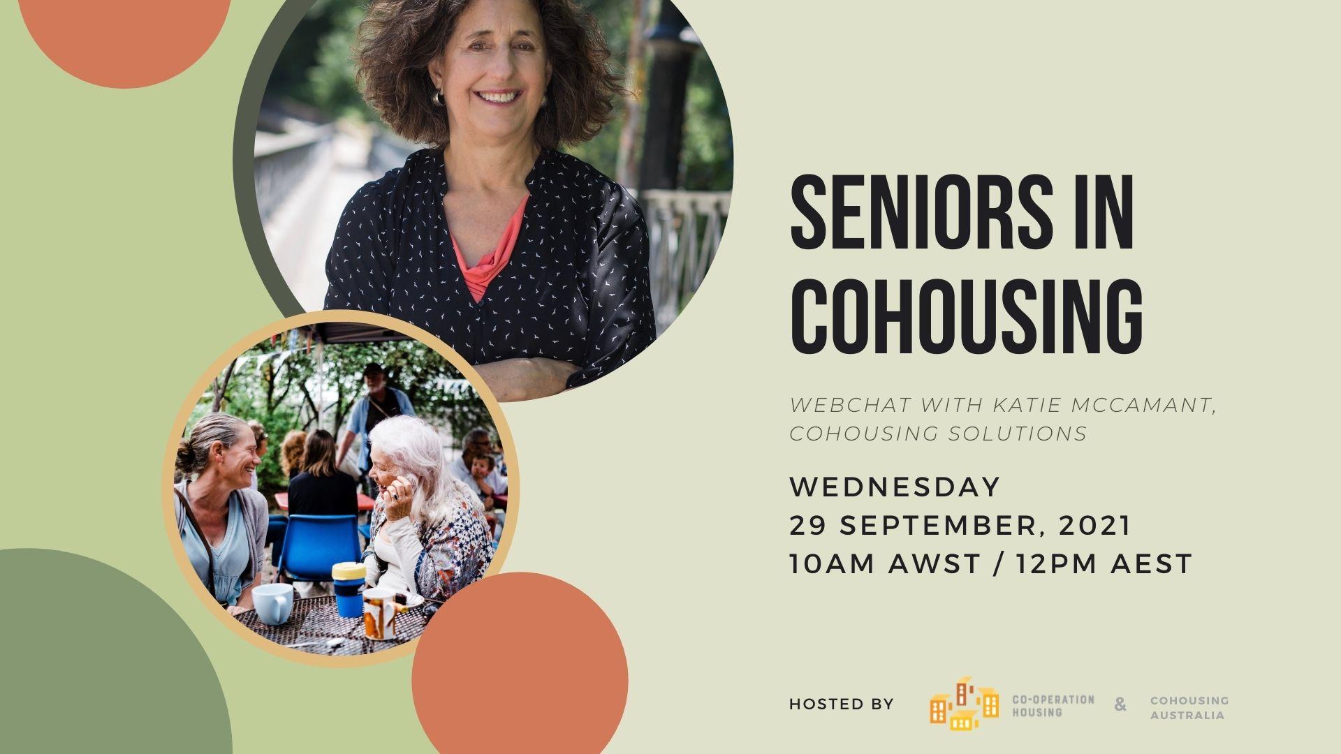 Seniors in Cohousing